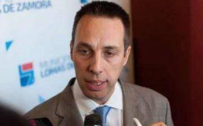 Viñuales negó que existan cuatro o cinco secuestros semanales en Lomas