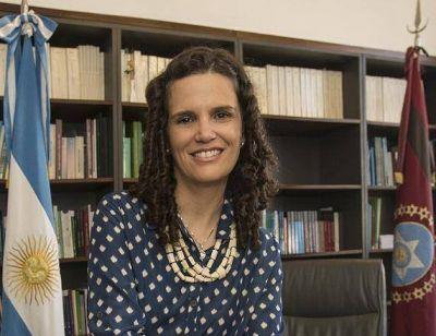 """""""PARES"""", que postula a Cristina Fiore, la única lista presentada en la interna del PRS"""