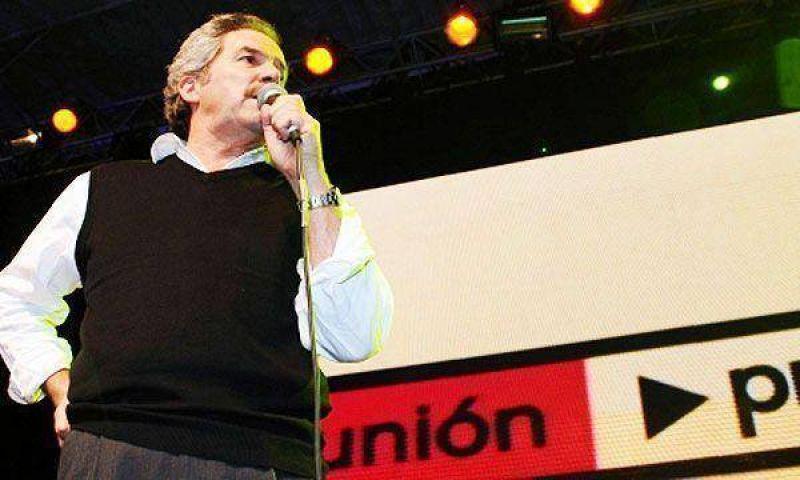 Todos postulan a Felipe Solá como vicepresidente para el 2011