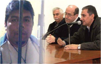 Eduardo Davis coordinador en Formosa del Centro Mandela para la defensa de los derechos humanos, exigió la inmediata libertad del dirigente de la comunidad wichi Agustín Santillán