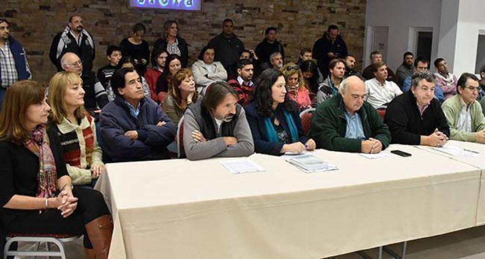 Pago a jubilados: gremios pampeanos rechazan la ley