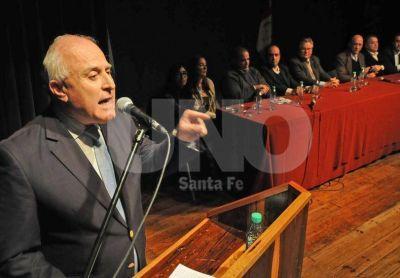 Lifschitz dijo que no va a ser el sepulturero del Frente Progresista