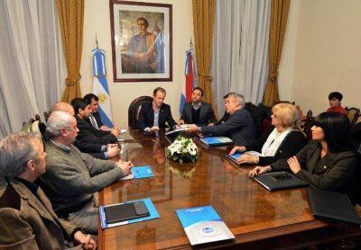 Bordet definió una agenda de acción conjunta para potenciar el turismo