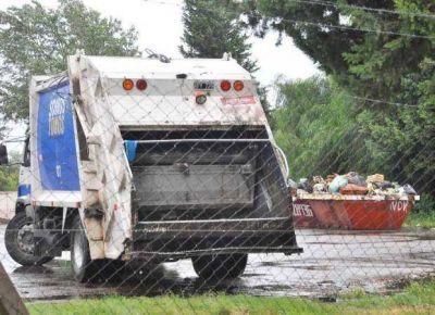 Comprarán 10 nuevos camiones para recolección de residuos
