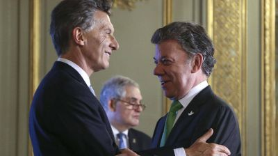 Macri viaja a Colombia tras la incorporaci�n de Argentina a la Alianza del Pac�fico
