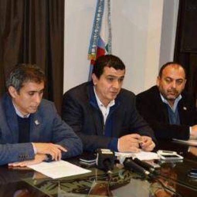 """El paredismo reclamó """"mesa de diálogo"""" con el gobierno"""