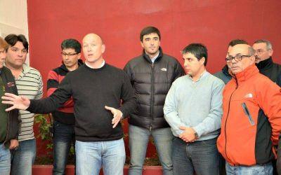 El ingeniero Agustín Falivene fue designado director de Acción y Control Urbano