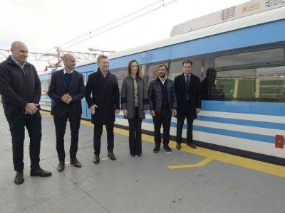 Ezpeleta y Berazategui ya tienen el Roca electrificado