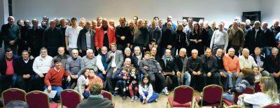 Asociación de Empleados de Casinos Nacionales celebró sus 71 años de vida