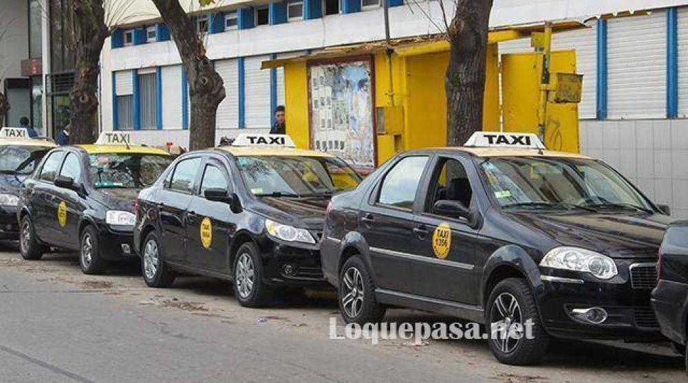 """La policía garantizó """"interceptaciones sorpresivas y coordinadas"""" a taxis"""