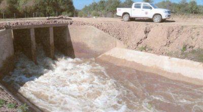 Productores temen la destrucci�n del sistema de riego en la provincia