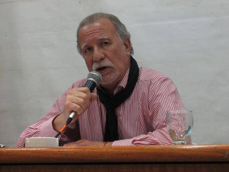 """Omar Plaini: """"En el 2017 tenemos que reconstruirnos y organizarnos"""""""