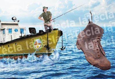 Pesca crisis: No hay pique en Santa Cruz
