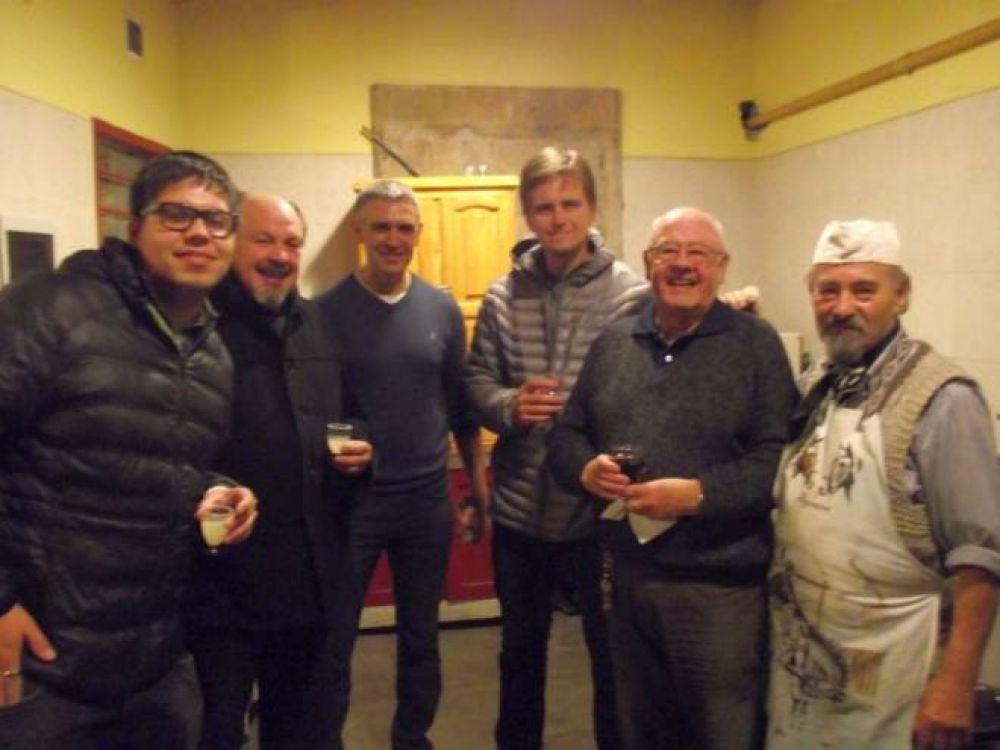 El Soyem Bariloche agasajó a los periodistas y trabajadores de prensa de la ciudad