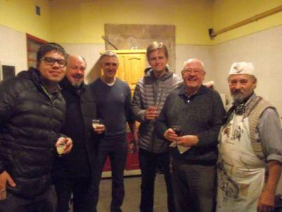 El Soyem Bariloche agasaj� a los periodistas y trabajadores de prensa de la ciudad