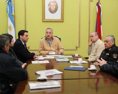 Passalacqua pidió redoblar esfuerzos en materia de seguridad vial