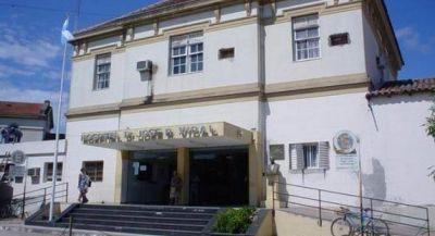 Hoy, el Gobernador inaugurará obras en el hospital Vidal