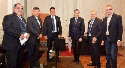 Exclusivo: Cumbre de Pichetto, Massa y gobernadores por los pliegos de la Corte