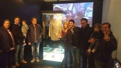 Cristina Álvarez Rodríguez juntó a Gabriel Katopodis y Daniel Scioli
