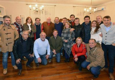 Bordet pidi� a sus diputados construir consensos con la oposici�n y fijar metas comunes