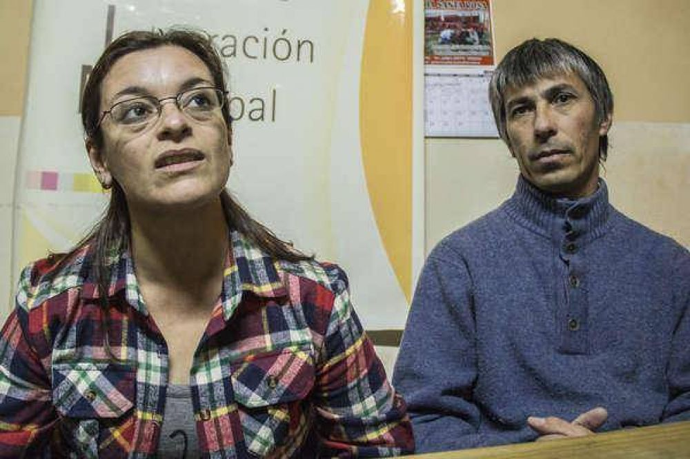 """""""Vamos a trabajar por la reivindicación de los derechos de los trabajadores municipales"""""""