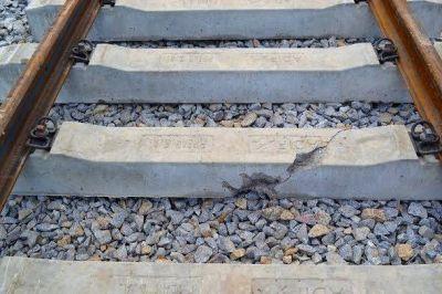 �El tren no viene a Mar del Plata porque hay 50 mil durmientes quebrados�