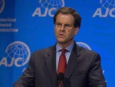 El director ejecutivo del AJC, David Harris, destacó el trabajo de América Latina en el encuentro de las delegaciones latinoamericanas
