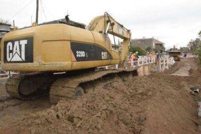 Brown acord� con Aysa un plan de obras y agua para los pr�ximos a�os