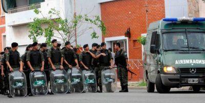 Cerca de 2.000 efectivos participarán del operativo por el Congreso Eucarístico