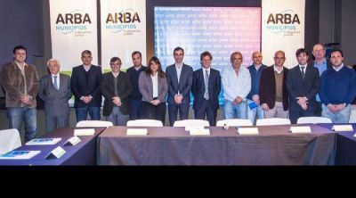 Convenio de ARBA con municipios de la Regi�n para mejorar la recaudaci�n