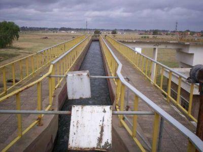 ABSA firmó contrato para la construcción de uan planta depuradora cloacal en Bahía Blanca