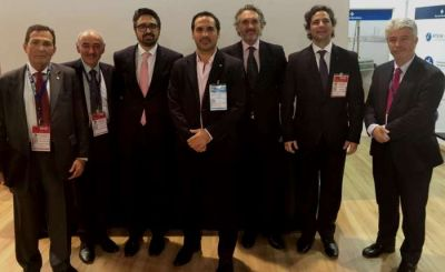 Argentina y Valencia firmaron convenios que favorecen a la actividad portuaria