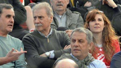 Pechi negó plan electoral tras su asado con Sobisch