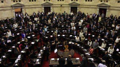 Diputados comenzó a tratar el blanqueo de capitales y el pago a jubilados