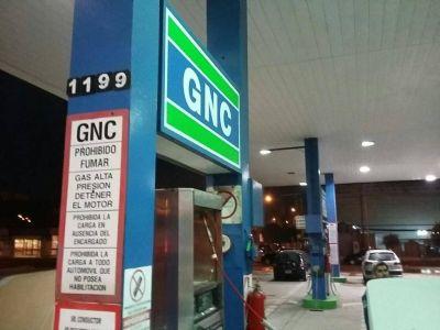 El GNC aumentó 20% y roza los 12 pesos