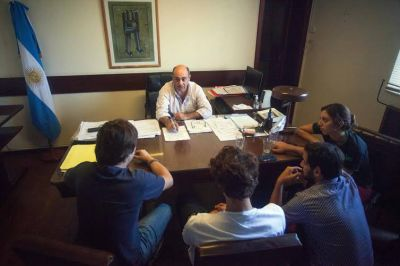 Boleto Universitario Gratuito: Vicente pide el pronto tratamiento del proyecto
