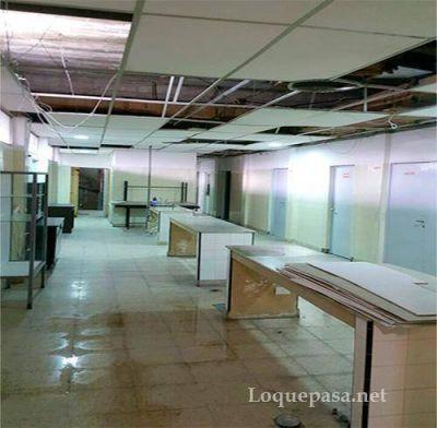 Centro de Salud Nº 2: denuncian pésimo estado edilicio del SOIP