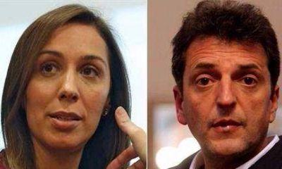 Vidal y Massa se preparan para disputarse el rédito del fin de reelecciones indefinidas
