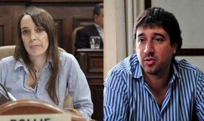 Florencia Rollié confirmó que tuvo una discusión con Fernando Ponce