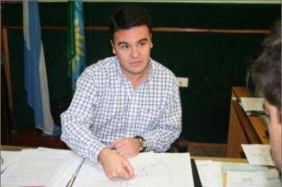 """Patagones: Romero reivindicó los """"proyectos viables"""" con agua del río Negro para el riego del distrito"""