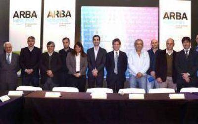 ARBA firm� acuerdos de colaboraci�n y asistencia con m�s de 70 municipios bonaerenses