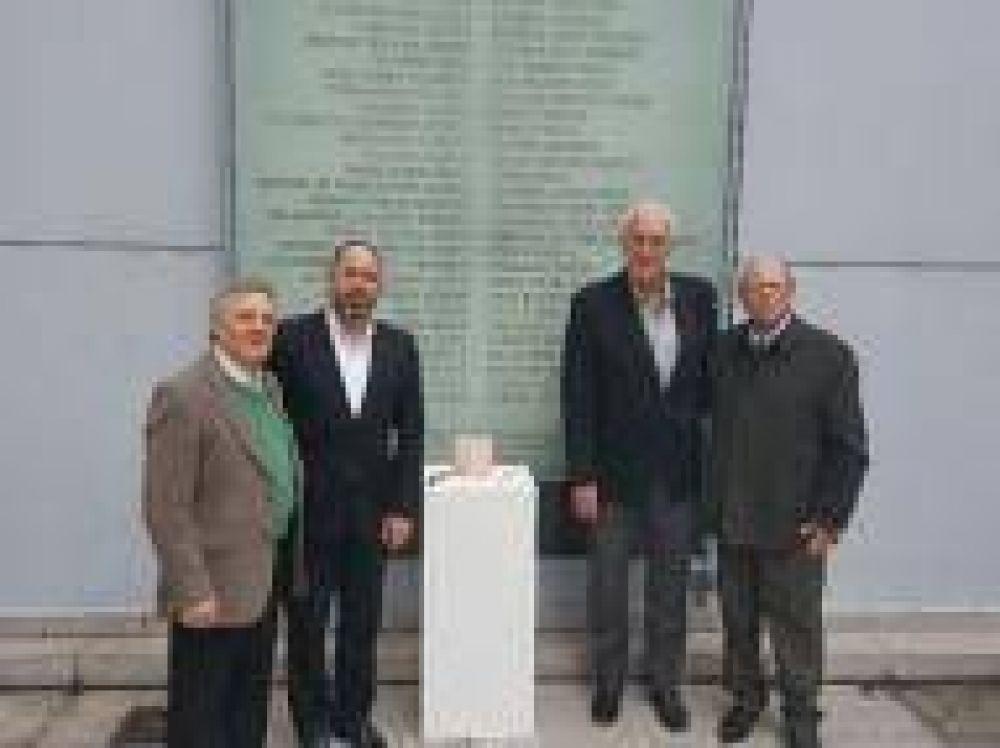 El Presidente del Congreso Judío Latinoamericano visitó la AMIA