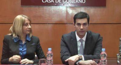 Urtubey y Gils Carbó anunciaron inauguración de sede de Procunar