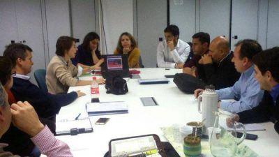 Avanzan los proyectos con Nación para obra pública en La Pampa