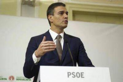 El PSOE negó su papel de tercero: