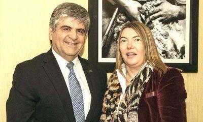 YPF afirm� su compromiso con la provincia