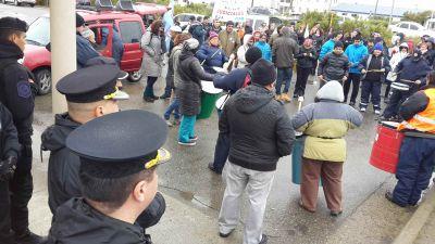 """Ministerio de Trabajo declaró ilegal las medidas de fuerza de la """"Unión de Gremios"""""""