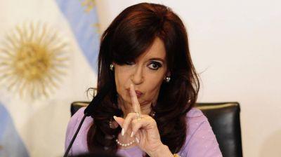 Finalmente Cristina Kirchner decidió hacer silencio y por ahora no hablará sobre los millones de López