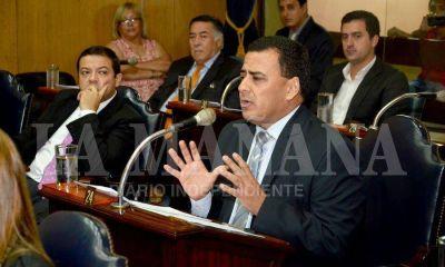 Hubo un enérgico repudio del PJ a los hechos que involucran a José López