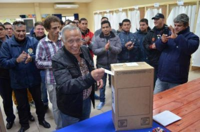 Jacinto Sampayo fue reelecto como Secretario General del STM hasta el 2020
